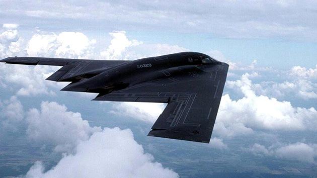 Un bombardero B-2 de EE.UU. efectúa su primera maniobra en la península coreana