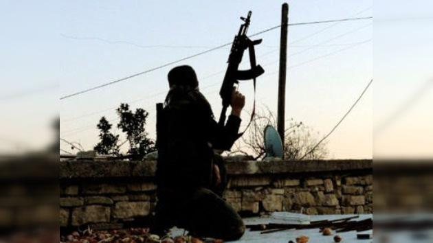 Siria: Desertores toman control sobre ciudad cercana a Damasco