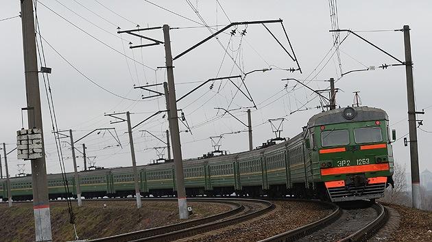 Rusia: Descarrila un tren de pasajeros en la región de Krasnodar