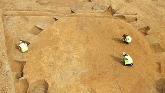 Descubren un 'Stonehenge' en el condado británico de Kent