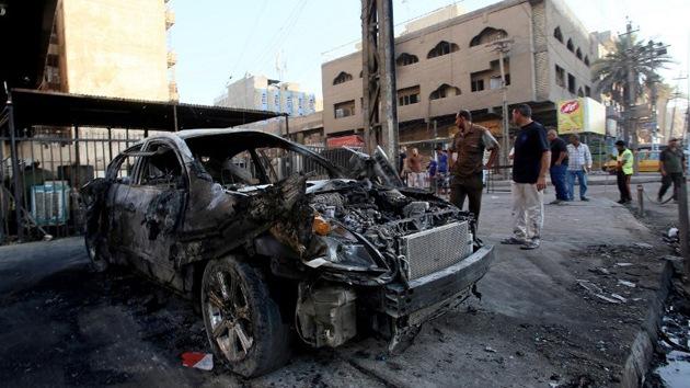 Una ola de atentados causa al menos 72 muertos en un barrio chií de Irak
