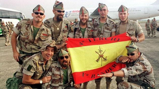 Un video muestra a soldados españoles torturando detenidos en Irak