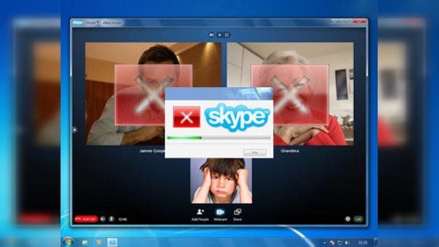 Skype se recupera lentamente