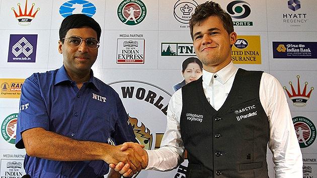 El título del campeón mundial de ajedrez se juega en Sochi