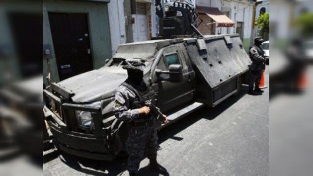 Detienen en México a 25 personas vinculadas con Los Zetas, entre ellas 10 policías