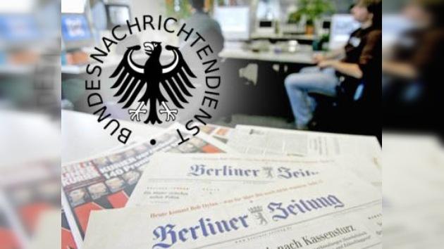 Los espías alemanes, multados de nuevo por vigilar a periodistas