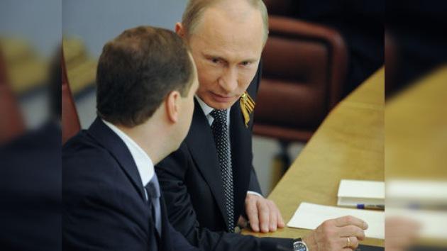 Putin presenta a su sucesor para el puesto del primer ministro
