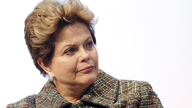 Brasil: La presidenta Rousseff, posible víctima de escuchas telefónicas