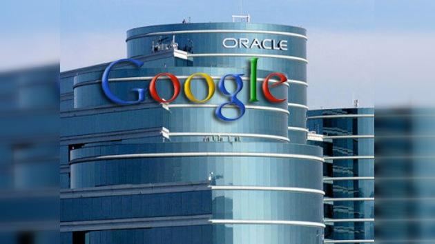 Oracle demanda a Google por violar derechos de patente