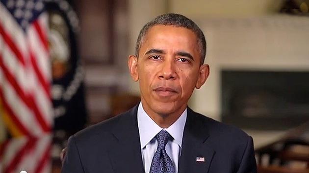Obama niega la afirmación de Putin de que los rebeldes sirios usaron armas químicas