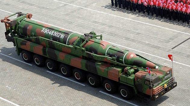 Corea del Norte lanza cuatro misiles de corto alcance