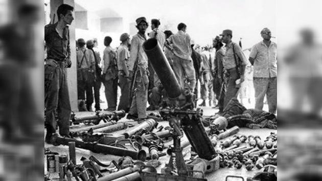 Se cumplen 50 años de la invasión fracasada de Bahía de Cochinos