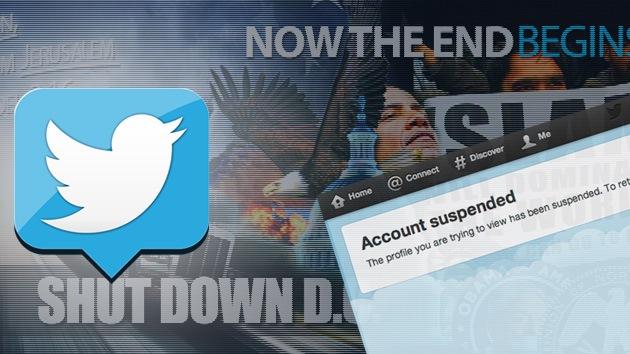 Twitter elimina una cuenta de activistas que preparan una protesta masiva en EE.UU.