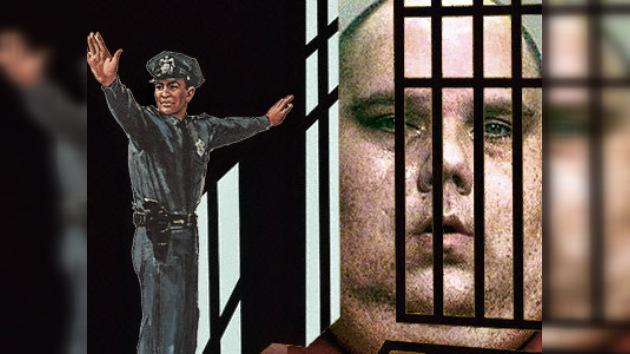 272 kilos de peso ayudan a un ladrón obeso a quedar en libertad