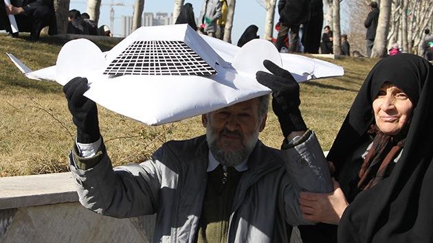 Irán decodifica los datos extraídos del 'drone' de EE.UU. capturado en 2011