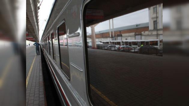 Refugiados del Cáucaso ceden el tren secuestrado en Polonia