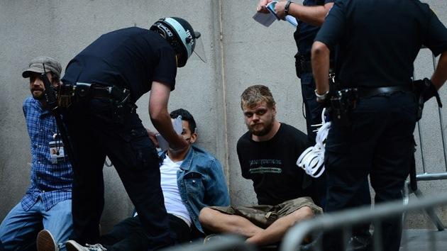 Fotos: Más de 180 detenidos en las protestas de OWS en Nueva York