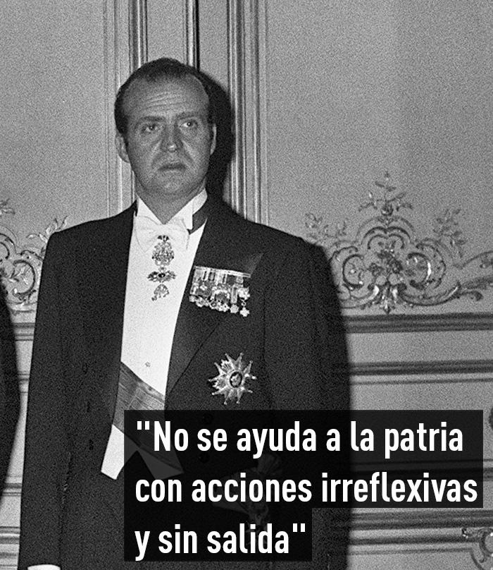 Las Frases Más Insólitas Del Rey De España Juan Carlos I Rt