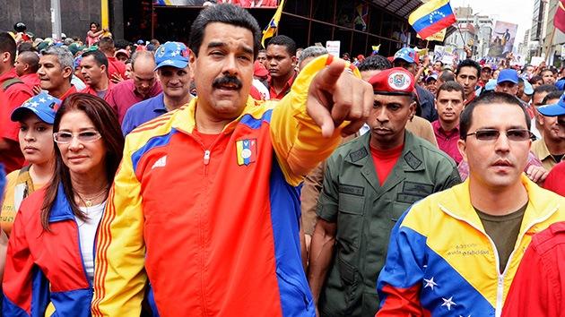 """Maduro: """"Globovisión conspira contra la paz en Venezuela"""""""