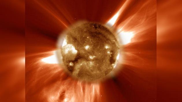 La humanidad, indefensa ante una tormenta solar de gran magnitud