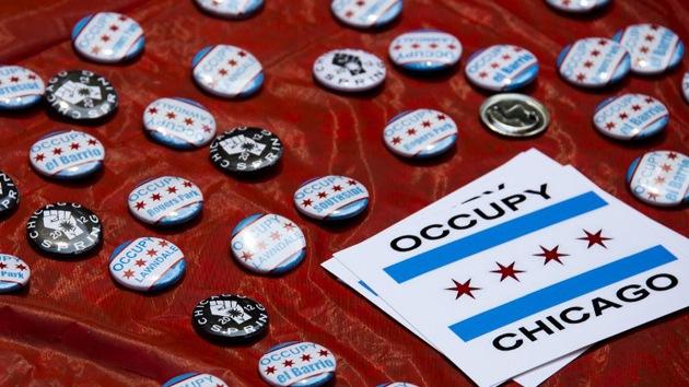 El movimiento Ocupa prepara la cumbre de la OTAN en Chicago con varias movilizaciones