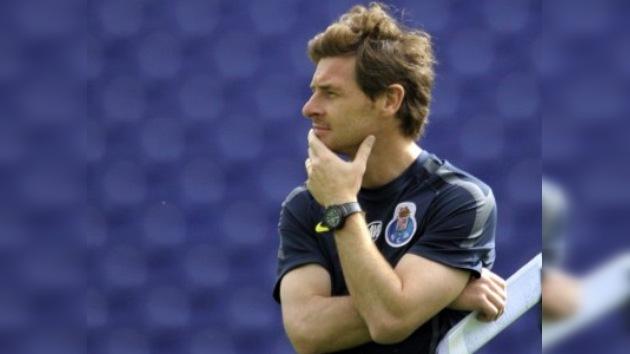 André Villas-Boas es el nuevo entrenador del Chelsea FC