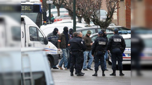 Arrestan al presunto autor de la matanza de Toulouse