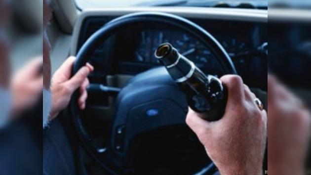 Se prohíbe categóricamente a los conductores rusos consumir alcohol