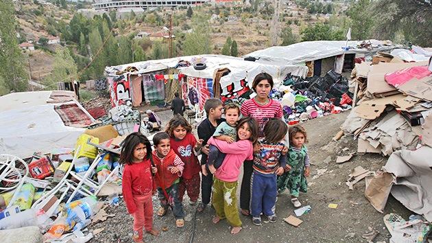 """Niños sirios: """"¡Déjennos vivir en paz y seguridad!"""""""