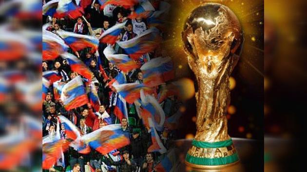 Rusia solicita oficialmente ser sede de la Copa Mundial de Fútbol