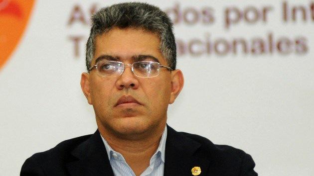 """Elías Jaua: """"EE.UU. presiona a Venezuela sobre el caso Snowden"""""""