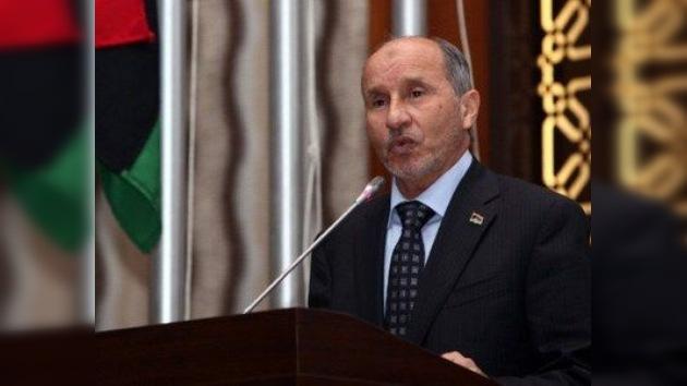 """El CNT libio, """"dispuesto"""" a perdonar a los partidarios de Gaddafi"""