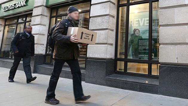 """Londres: Los paquetes sospechosos enviados al Ejército son de """"terroristas de Irlanda del Norte"""""""