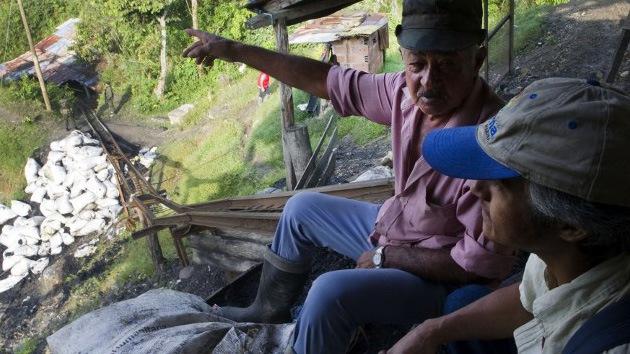 Colombia lanza el 'Plan Troya' para combatir la minería ilegal