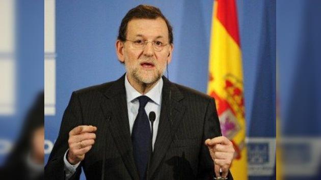 Rajoy despliega su plan para 'torear' la crisis