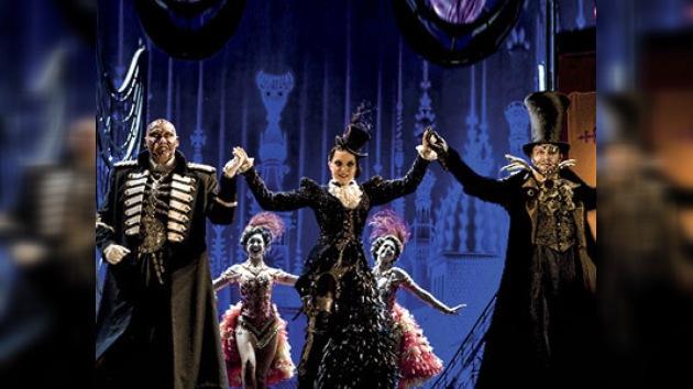 El fantasma de la ópera se traslada al Nueva York de 1907