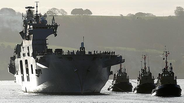 El Reino Unido establecerá en Oriente Medio una base militar permanente