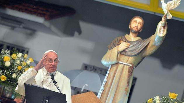26.000 dólares, regalo del papa Francisco a una favela brasileña