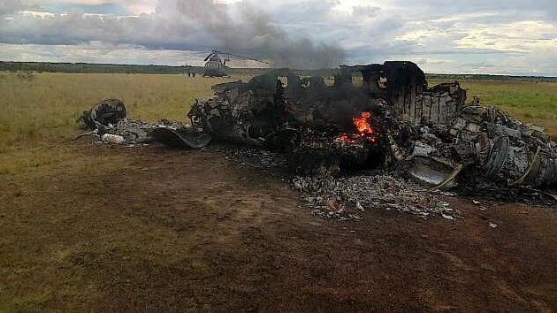 Venezuela derribó una avioneta mexicana que violó su espacio aéreo