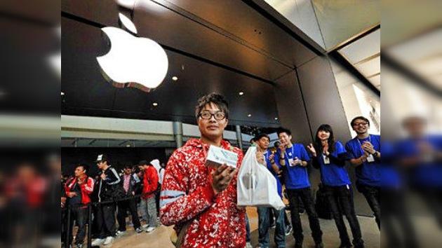 Los 'smartphones' lideran en ventas ante los PC en 2011 por primera vez en la historia