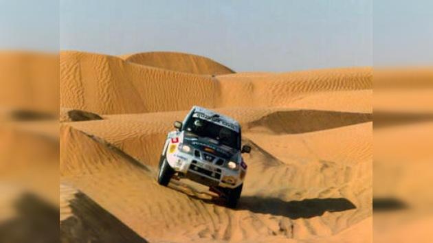 En 2011 el Rally Dakar se disputará en Chile y Argentina