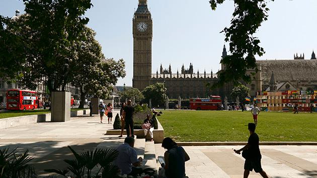 Londres 2012: las olimpiadas dejan una 'ciudad fantasma'