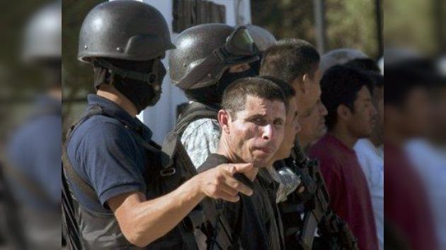Ex militares colombianos entrenan a Los Zetas