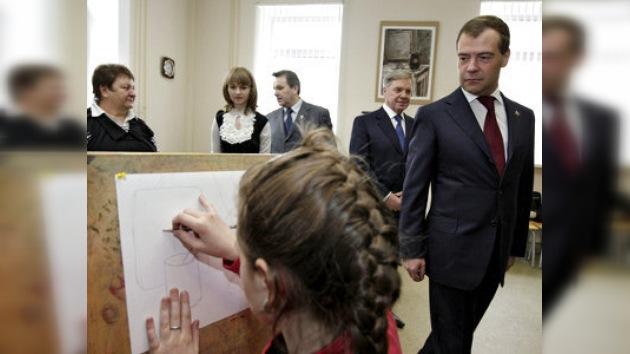 Educación rusa: las lagunas y logros