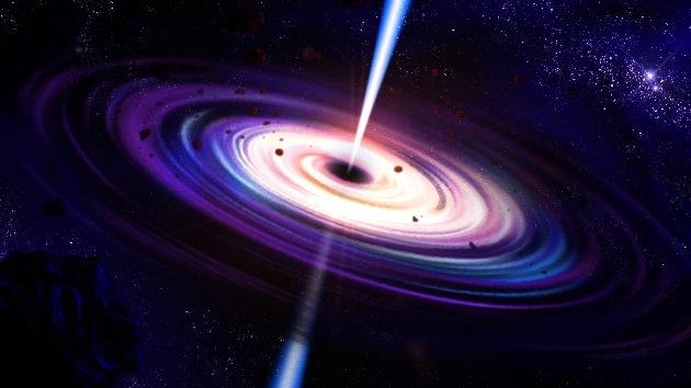 Descubren un nuevo método para medir la masa de los agujeros negros