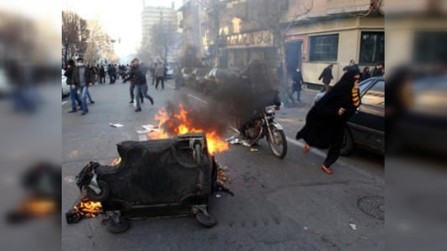 Discusiones diplomáticas en torno a protestas en Irán