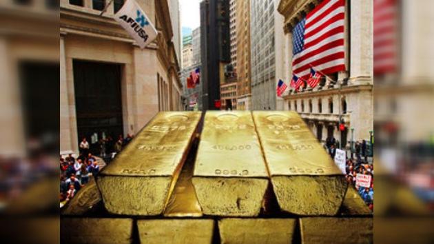 El oro no es todo lo que brilla en Wall Street