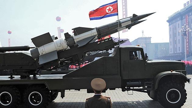 Corea del Norte efectúa 10 lanzamientos de misiles de corto alcance al mar