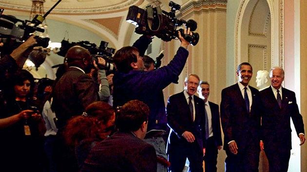 """""""La Administración Obama es la más hostil con los periodistas de la historia de EE.UU."""""""