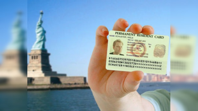 Un error informático de EE. UU. priva de la 'green card' a los ganadores